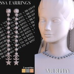 Hessa Earrings by Silence Bradford