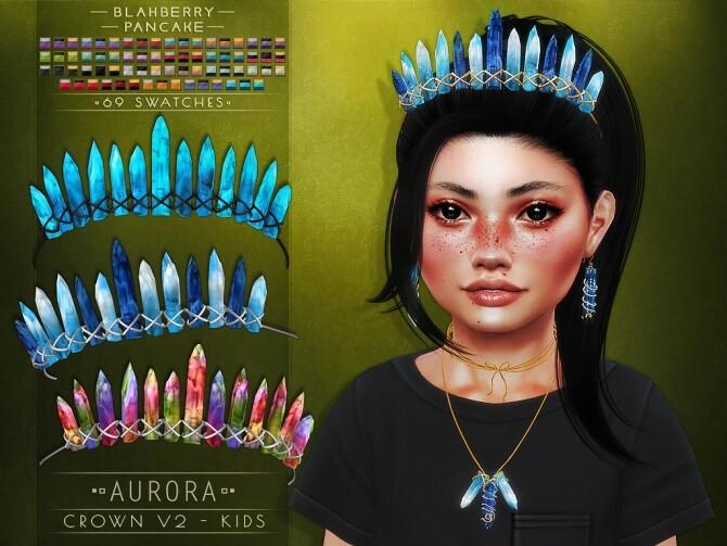 Aurora set for kids at Blahberry Pancake image 260 670x503 Sims 4 Updates