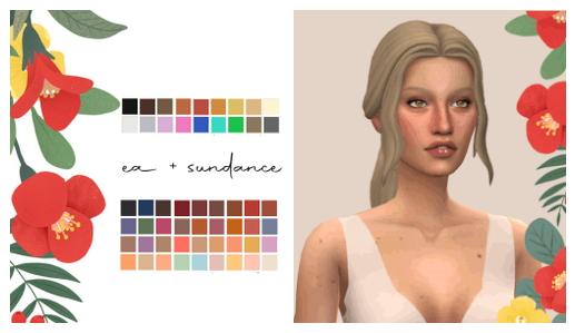 Cristina simple pony hair at Simminginchi image 2601 Sims 4 Updates