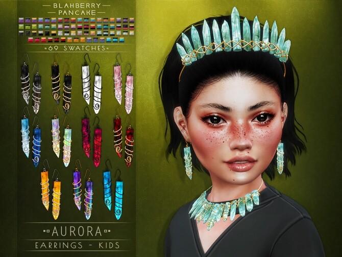Aurora set for kids at Blahberry Pancake image 2611 670x503 Sims 4 Updates