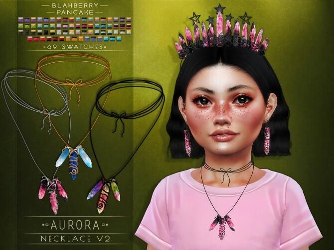 Aurora set for kids at Blahberry Pancake image 2631 670x503 Sims 4 Updates