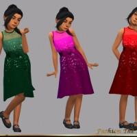 Dress Isa by LYLLYAN