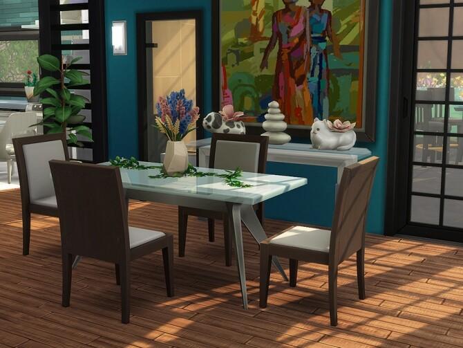 Sims 4 Sonia Loft by Ineliz at TSR