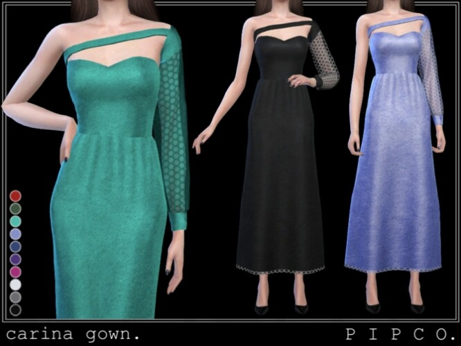 Carina gown by Pipco