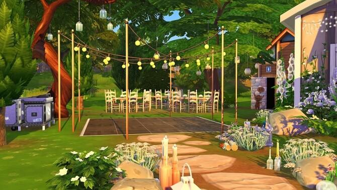 WOODLAND WEDDING VENUE at Aveline Sims image 2743 670x377 Sims 4 Updates