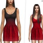 Nightwish dress by CherryBerrySim