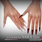 Nails 202008 by S-Club WM