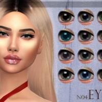 Eyes N04 by MagicHand