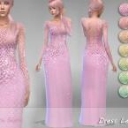 Dress Leona 1 by Jaru Sims