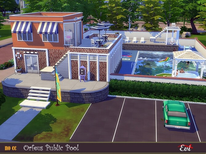 Orfeus Public Pool by evi at TSR image 3112 670x503 Sims 4 Updates
