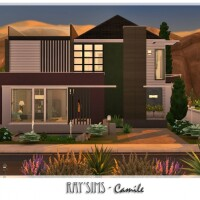 Camile house by Ray_Sims