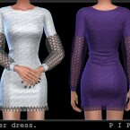 Parker dress by Pipco