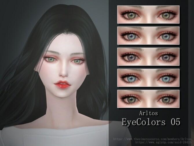 Eyecolors 05 by Arltos at TSR image 3218 670x503 Sims 4 Updates