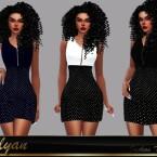 Dress Bruna by LYLLYAN