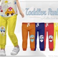 Toddler Pants RPL50 by RobertaPLobo