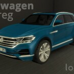 Volkswagen Touareg by LorySims