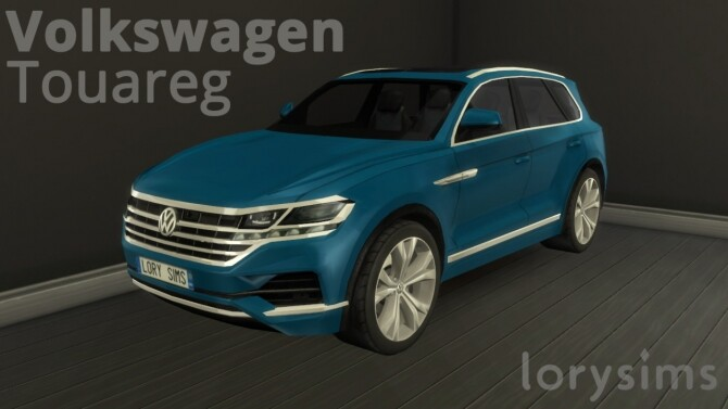 Volkswagen Touareg by LorySims