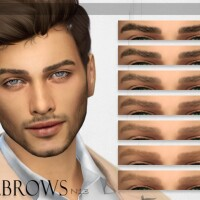 Eyebrows N13 by MagicHand