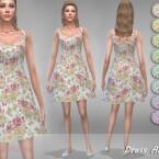 Dress Alena by Jaru Sims