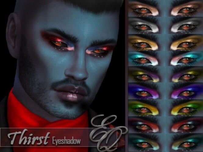 Thirst Eyeshadow by EvilQuinzel