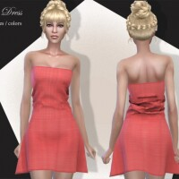 Tina Dress by pizazz