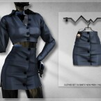 Clothes SET-74 SKIRT BD289 by busra-tr