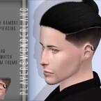 Elijah Kamski Ear Piercing by PlayersWonderland