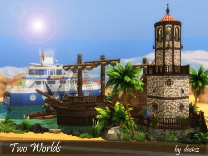 Two Worlds lot by dasie2