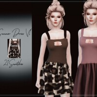 Summer Dress V1 by Reevaly