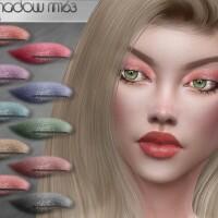 Eyeshadow M163 by turksimmer