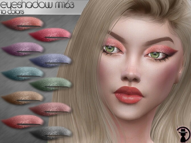 Eyeshadow M163 by turksimmer at TSR image 3911 670x503 Sims 4 Updates