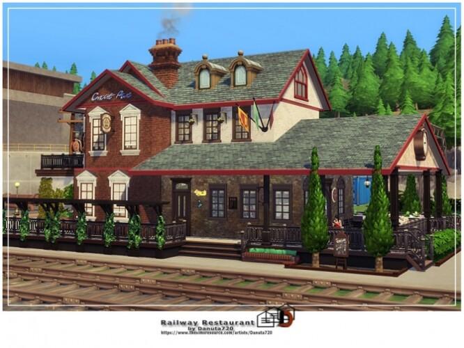Railway Restaurant by Danuta720