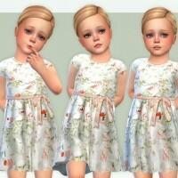 Rosaly Dress by lillka