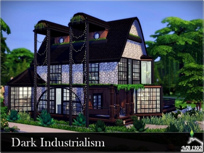 Dark Industrialism home by nobody1392