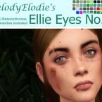 Ellie Eyes No. 1 by MelodyElodie