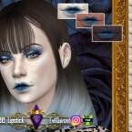 Banshee Lipstick by EvilQuinzel