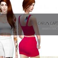 Shomer Skirt by carvin captoor
