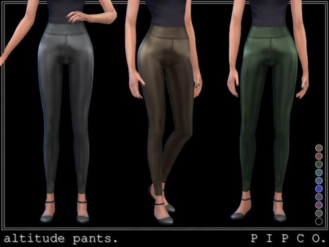 Sims 4 Altitude pants by Pipco at TSR