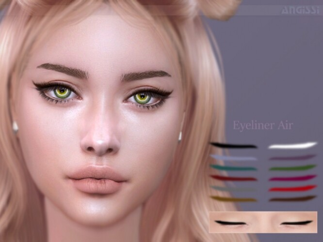 Air eyeliner by ANGISSI