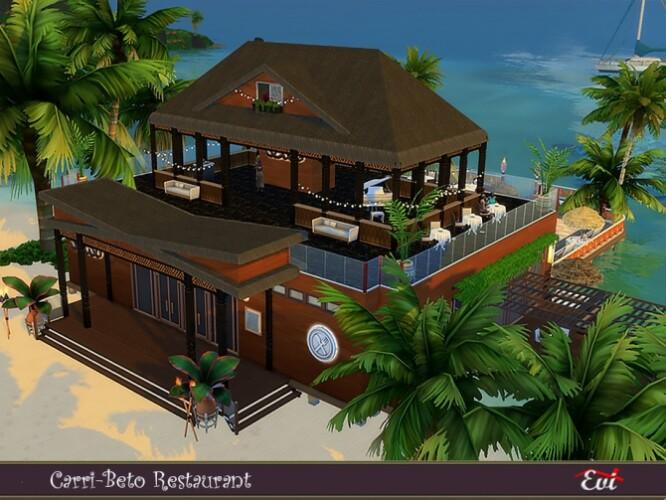Carri-Beto Restaurant by evi