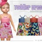 Toddler Dress Collection RPL48 by RobertaPLobo