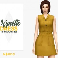 Nynette Dress by Nords