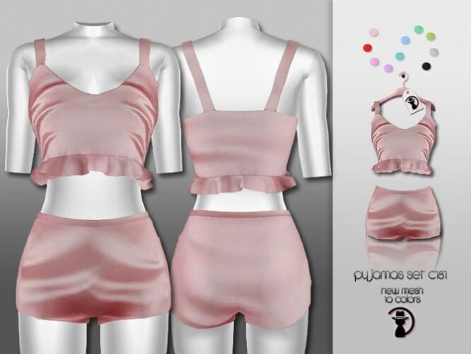 Pyjamas Set C181 by turksimmer