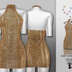 Sherr Dress C186 by turksimmer
