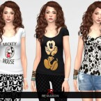 Shirt for Women 01 by remaron