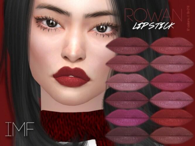 IMF Rowan Lipstick N.271 by IzzieMcFire