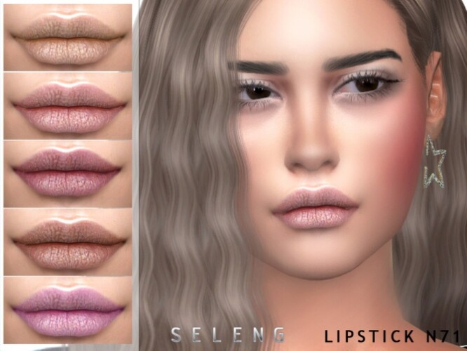 Lipstick N71 by Seleng