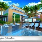 Kanyapon Modern House NoCC by autaki