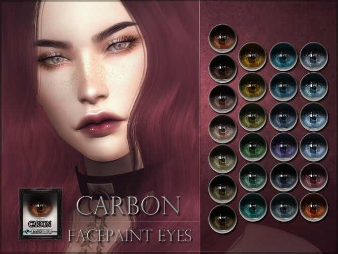 Carbon Eyes by RemusSirion at TSR image 4915 670x503 Sims 4 Updates