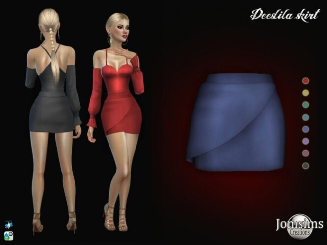 Deeslila skirt by  jomsims